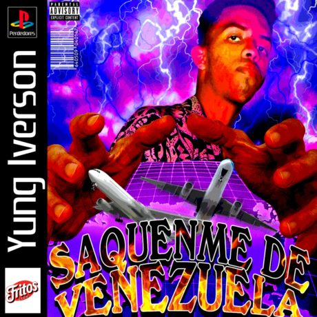 Yung Iverson - Sáquenme De Venezuela
